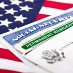 What type of visas can lead to a green card ?